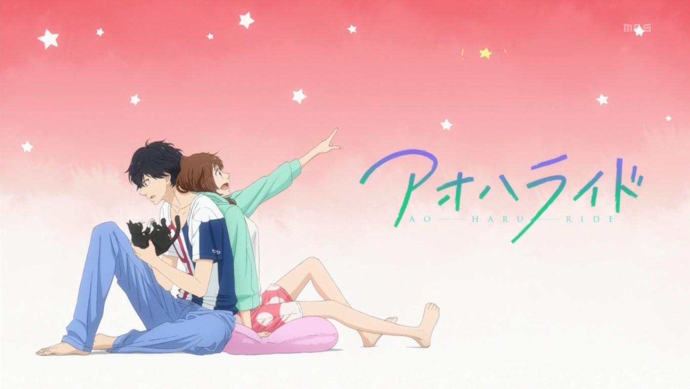 Ao Haru Ride episódio 02 pt-pt